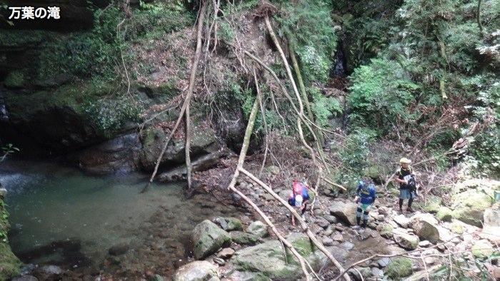 万葉の滝DSC01920